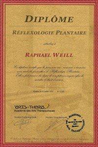 DiplomeRéflexologieRaphaëlWeill